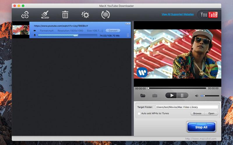 download vimeo videos mac - MacX youtube downloader
