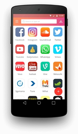vimeo app download - InsTube YouTube Downloader