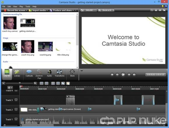 AVI Video Recorders - Camtasia