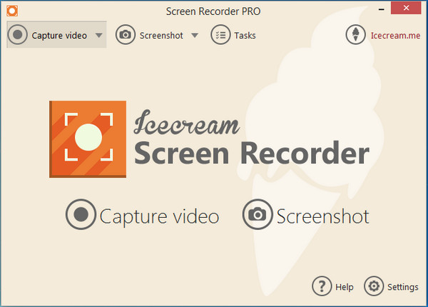 AVI Video Recorders - Icecream Screen Recorder