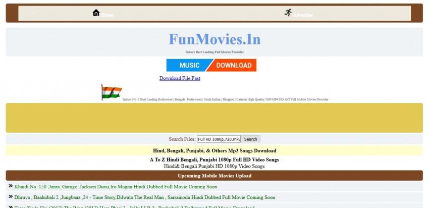 Download Movies in AVI - DJ Movie