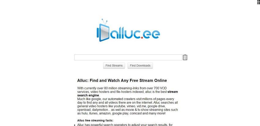 AVI Movie Sites - Alluc