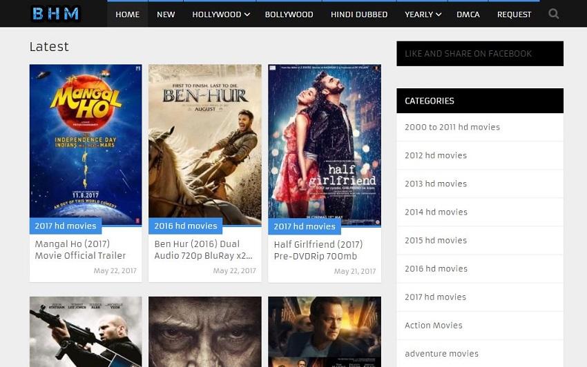 AVI Movie Sites - Best HD Movies