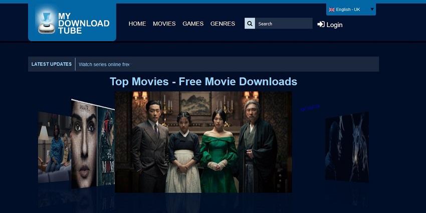 AVI Movie Sites - My Download Tube