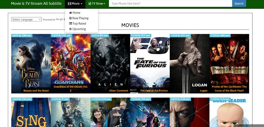 AVI Movie Sites - Mate Movies