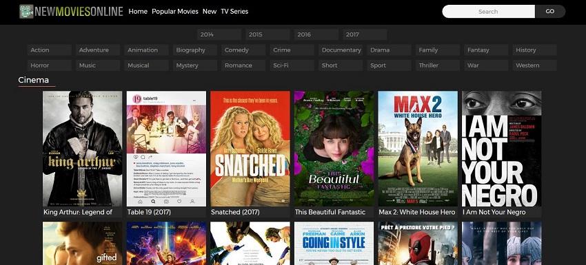 AVI Movie Sites - New Movies Online