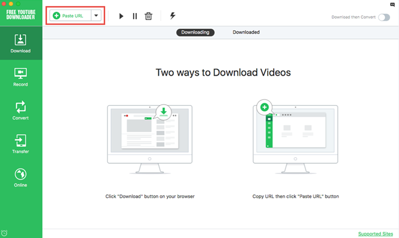free music video downloader from youtube