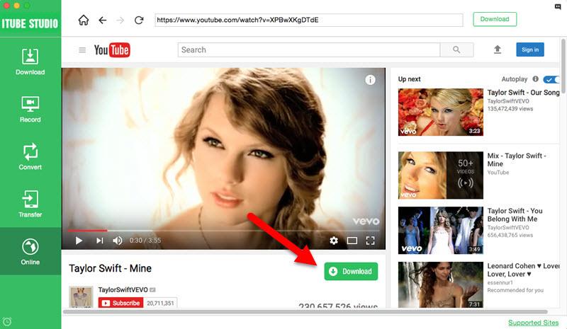 download videos mac