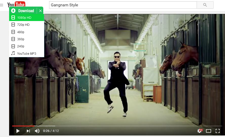 gangnam style download