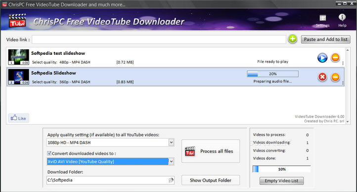download youtube app for pc