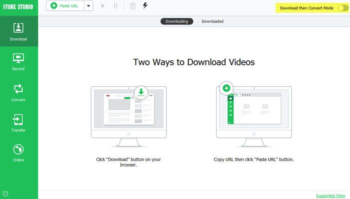download video url