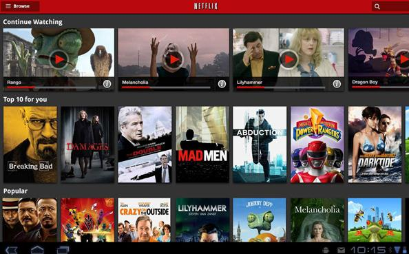 download netflix app on kindle fire