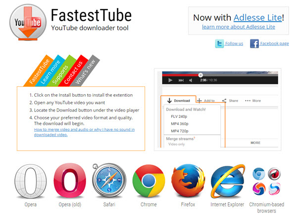 the fastest free youtube downloader