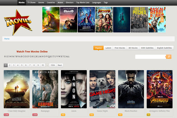 free films online without downloading
