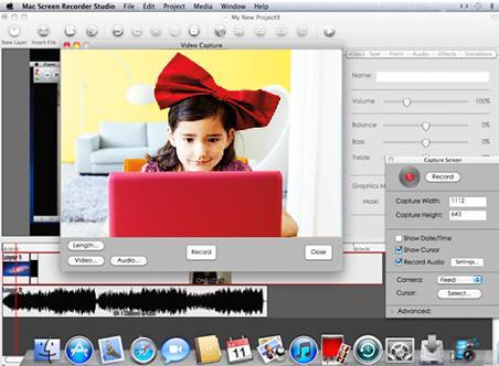 mac video recording software