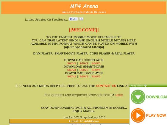 free mp4 movie downloads