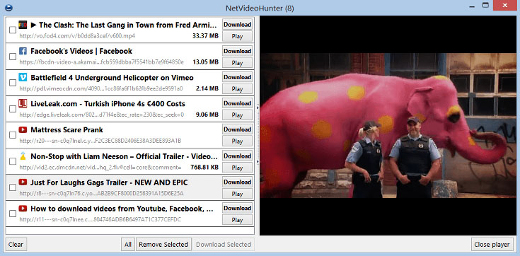 netvideohunter downloader for firefox