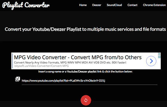 youtube playlist download free