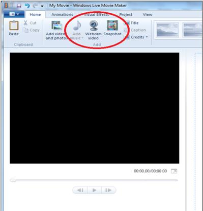 record video on laptop for windows 7