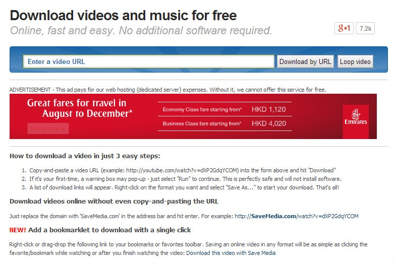 youtube downloader hd online