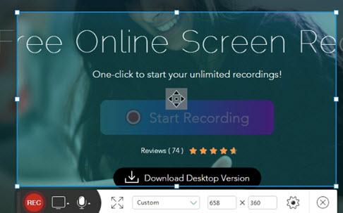 secret video record