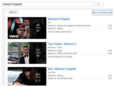 youtube shuffle playlist