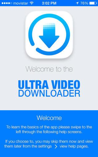 download video iphone