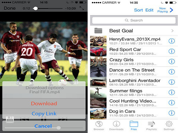 app to record youtube videos iphone