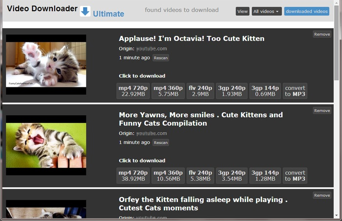 download vimeo embedded video