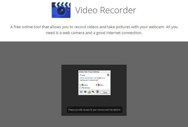free online screen recorder no download