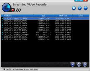 online video recording