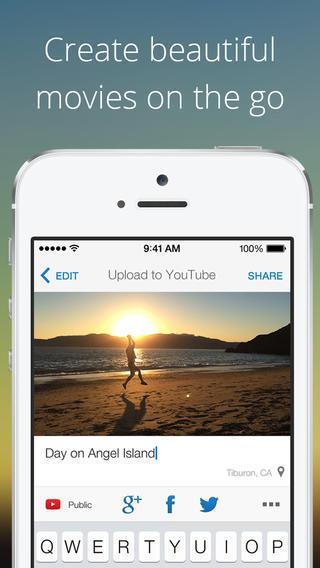 youtube capture app iphone