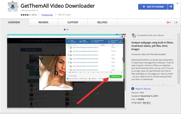 Youtube Downloader Plugin