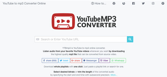 youtube mp3 chrome