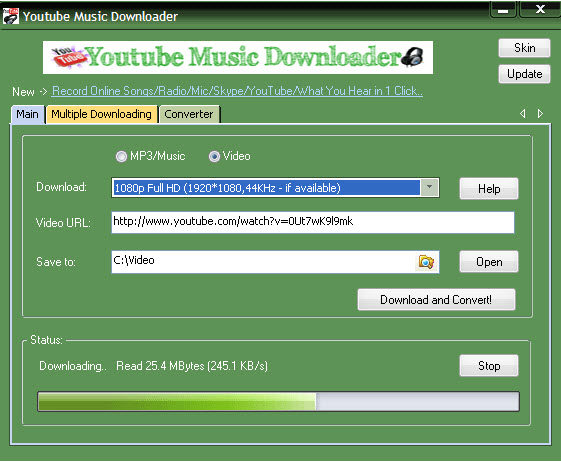 youtube downloader 2018