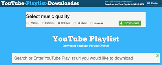 playlist youtube to mp3