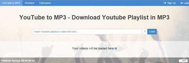 YouTubeplaylist-mp3.com