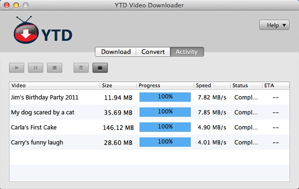 video downloader addon