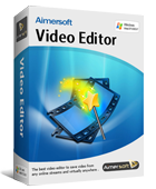 [Multi] Aimersoft Video Editor 3.0.0.4
